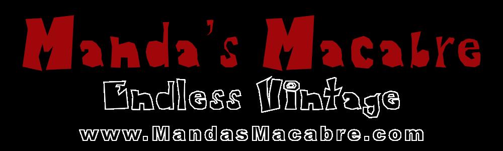 Manda's Macabre - Endless Vintage